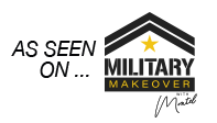 As Seen on Military Makeover icon